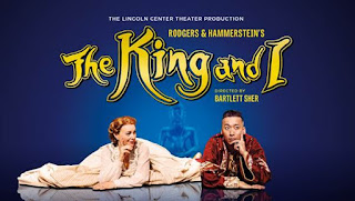 Catch the critically acclaimed The King and I at the King's Theatre in Glasgow this month