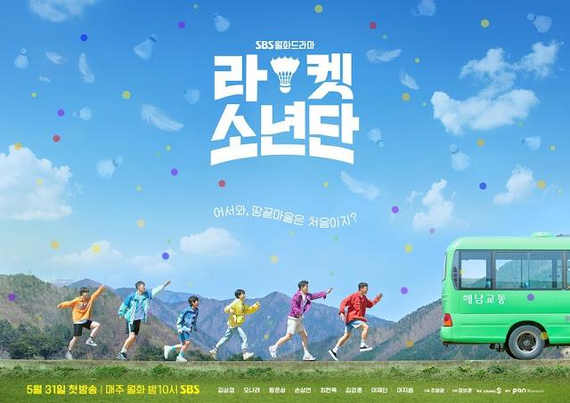 Racket Boys: tudo sobre o drama coreano de comédia e esportes da Netflix/SBS