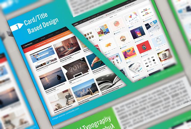 Design Trends 2017 - Infographic