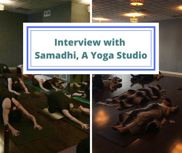 Introducing Samadhi: A Yoga Studio --   Meet Vanessa Podgorski  and Dolly Cipolla