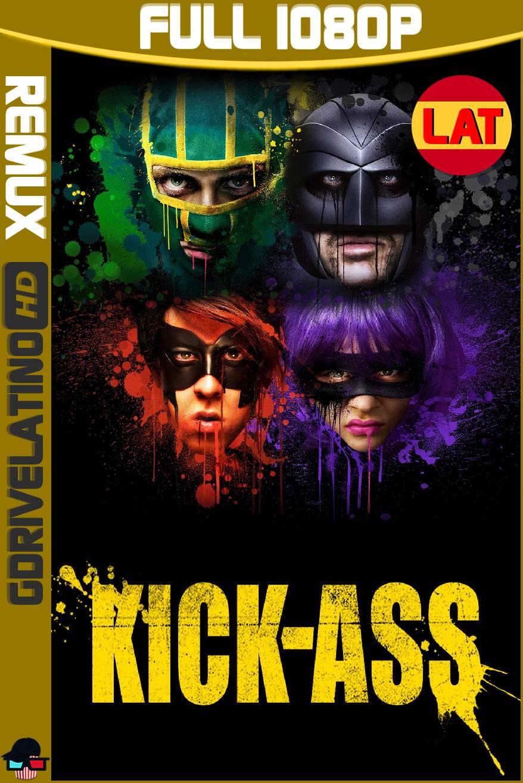 Kick-Ass (2010) BDRemux 1080p Latino-Ingles MKV