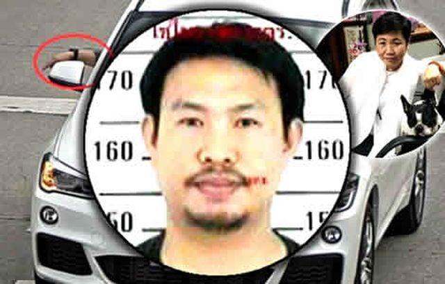 Triệu phú Thái Lan bị tra tấn trước khi hung thủ đổ bê tông dấu xác