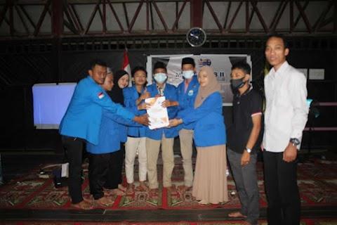 PC PMII Kutim Louncing Buku Panduan Kaderisasi Lokal di Muspimcab II