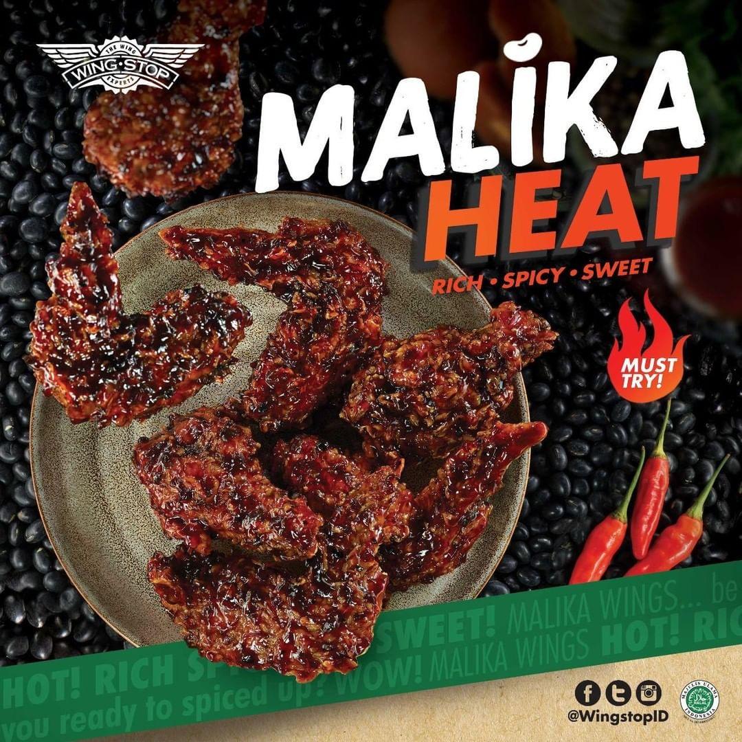 Wingstop Malika Heat