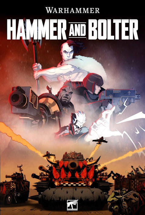 Hammer and Bolter
