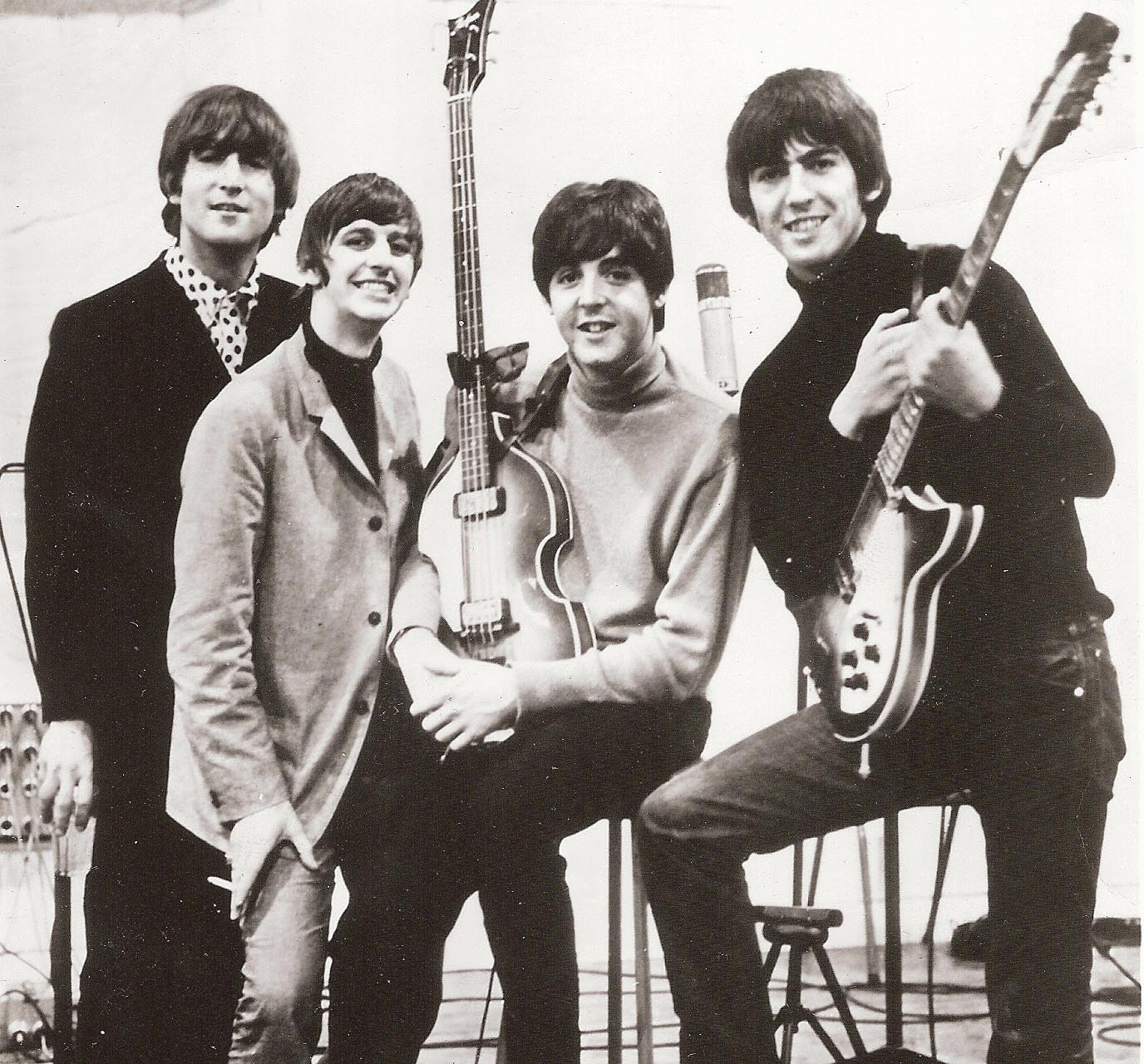 Imagine The World: The BEATLES