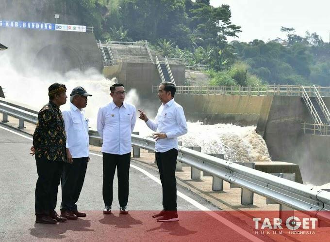 Presiden Joko Widodo Apresiasi Lelang Dini Proyek Infrastruktur Kementerian PUPR Tahun 2020