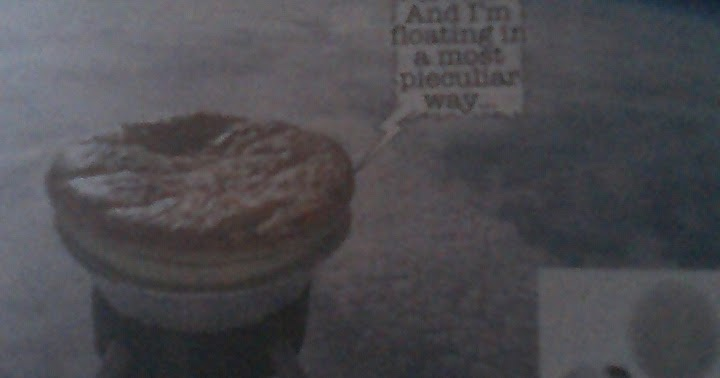 Pie in space .