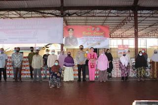 Alumni Akpol 2000/ Sanika Satyawada Gelar Bakti Sosial