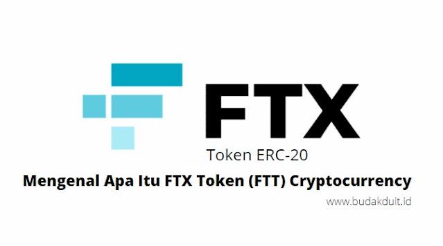 Gambar Logo FTX Token (FTT) Cryptocurrency