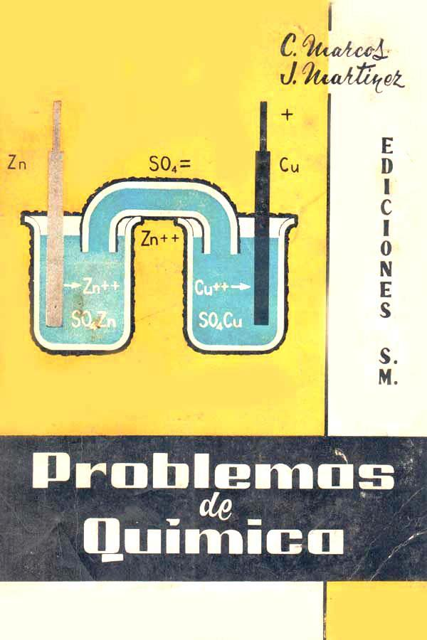 Problemas de Química – C. Marcos