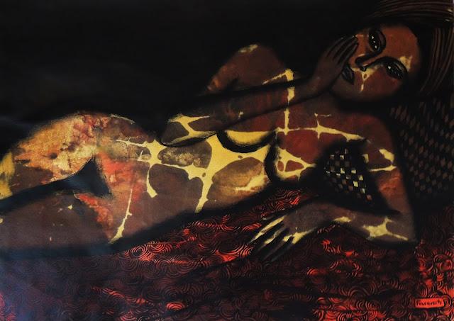 Farnese de Andrade Neto arte contemporáneo figura mujer