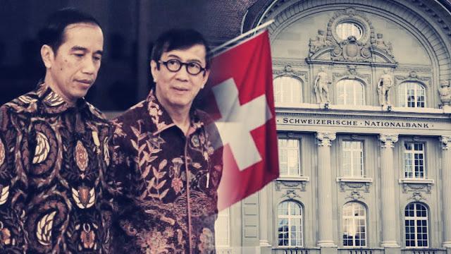 Pemerintah RI Bersiap Sita Aset Kejahatan yang Disimpan di Swiss, Diperkirakan Rp10.000 Triliun