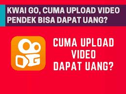 KWAI GO - Aplikasi Video Pendek Yang Bisa Menghasilkan Uang Dengan ...