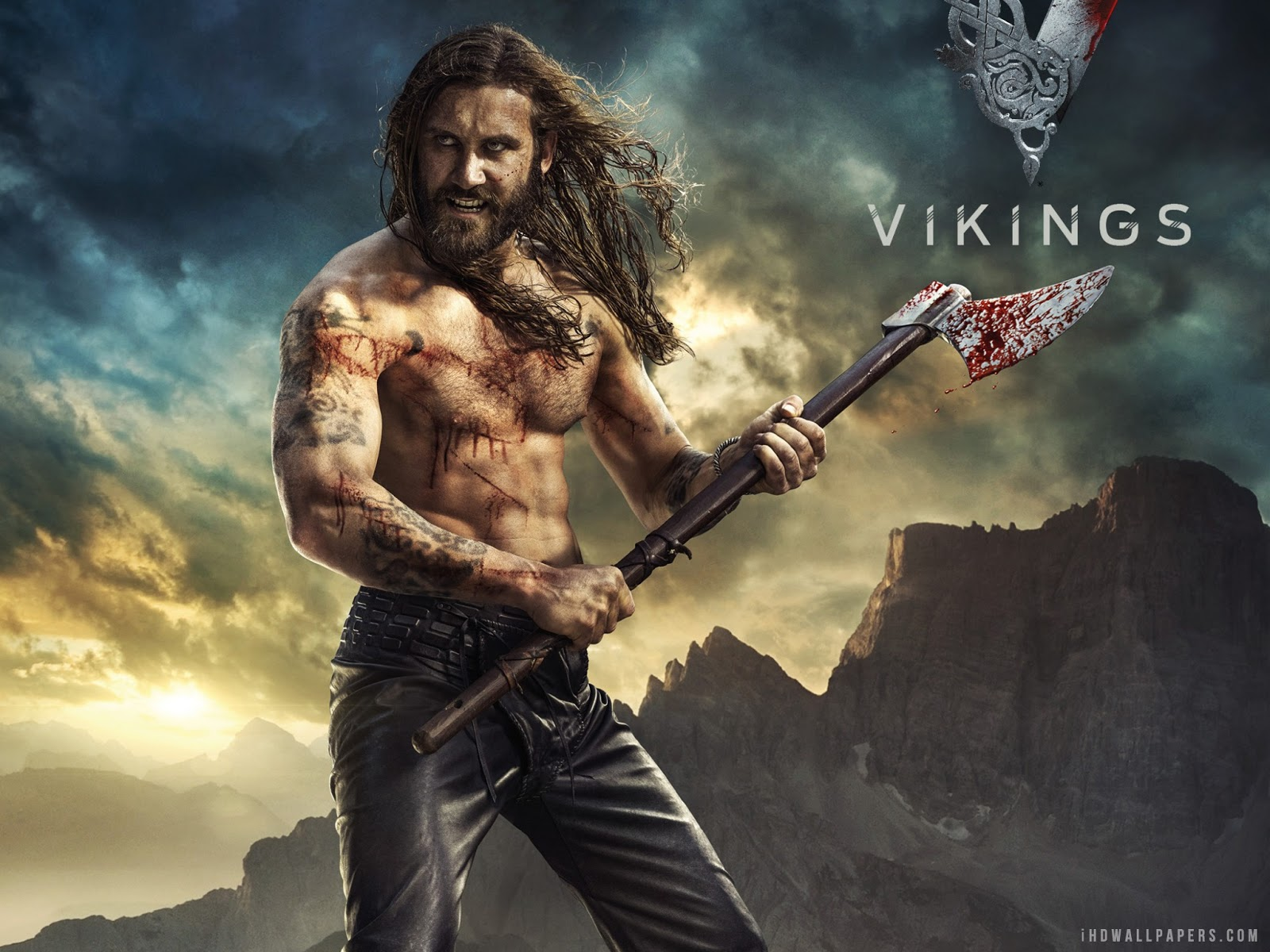 Vikings TV Show Wallpapers 4K | HD 1080p | 4K wallpaper ...
