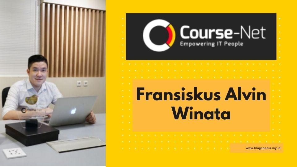 pendiri course-net  indonesia