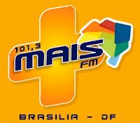 Rádio Mais Brasil FM 101,3 de Brasília DF