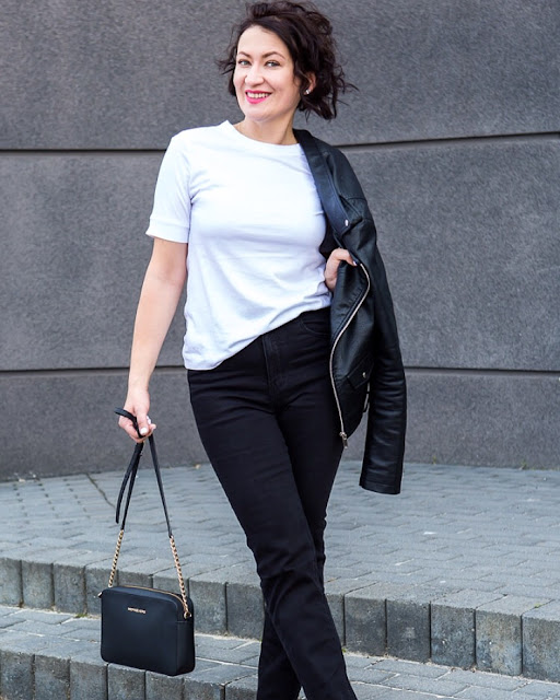 Classic Jeans and T-shirt