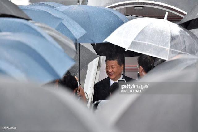 Trung Quốc bị đẩy vào thời kỳ giông tố?