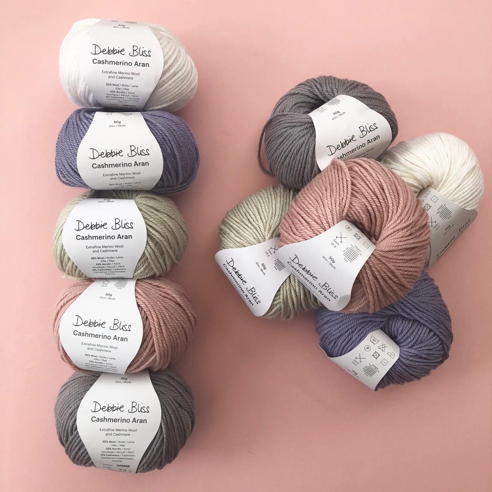 33/% Acrylic Debbie Bliss BabyCashmerino 1 x 50g 55/% Wool 12/% Cashmere