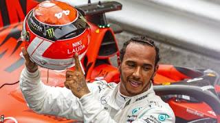 FÓRMULA 1 - Nuevo triunfo pero sufrido de Hamilton y Vettel evitó otro doblete de Mercedes. Sainz 6º