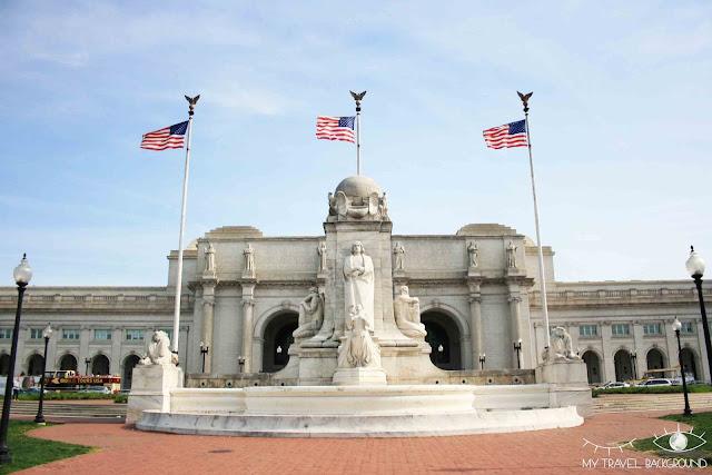 My Travel Background : 12 lieux à visiter à Washington D.C. - Union Station