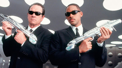 Homens de Preto (Divulgação/Columbia Pictures)