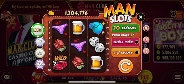 Đánh giá tổng quan về cổng game ManClub