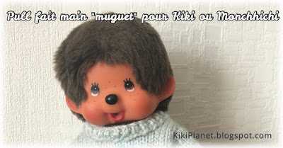 kiki Monchhichi 1er mai muguet lily of the valley luck chance tradition