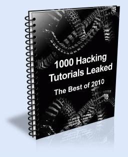 Hacking Tutorial Book