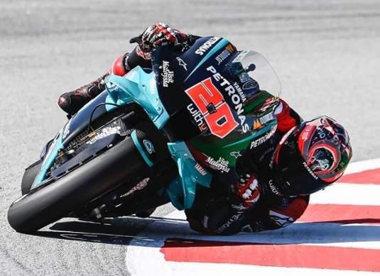 Quartararo Juara MotoGP Catalunya 2020
