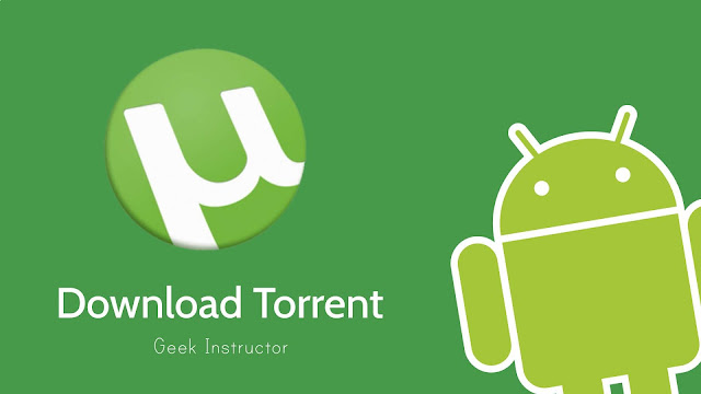 Download torrent files on Android phone