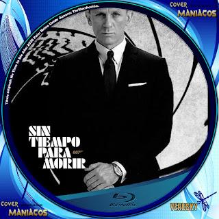 GALLETASIN TIEMPO PARA MORIR - NO TIME TO DIE2020[COVER BLU-RAY]