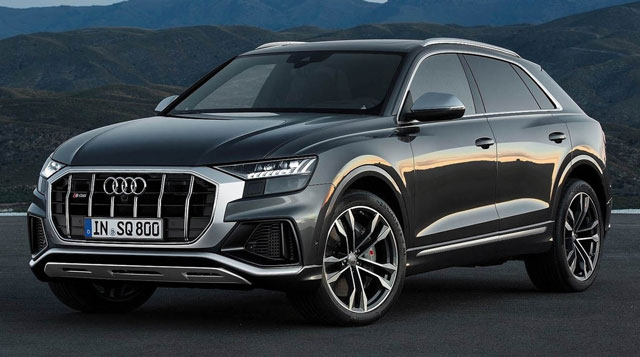 More for The all new Audi SQ8 2020 - SUV sports