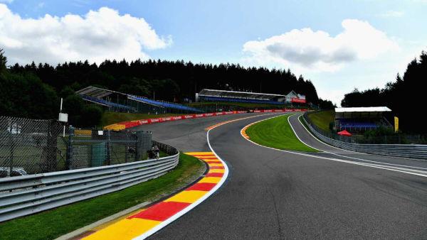 Formula 1 Rolex Belgian Grand Prix 2020.08.30