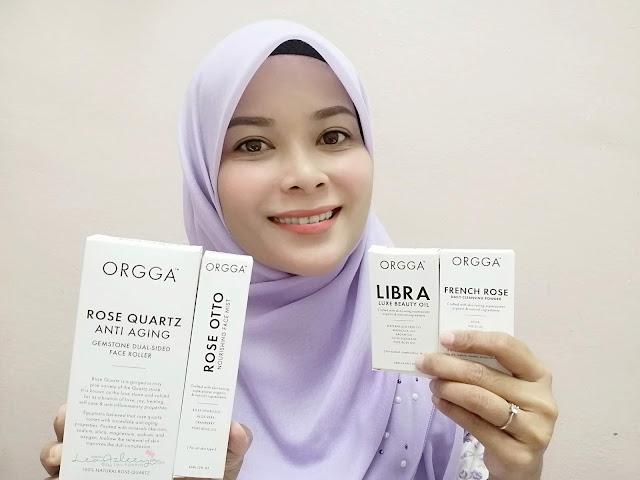 ORGGA Natural Skincare Selesaikan Masalah Kulit Kusam dan Tona Tidak Sekata Dalam Masa 2 Minggu
