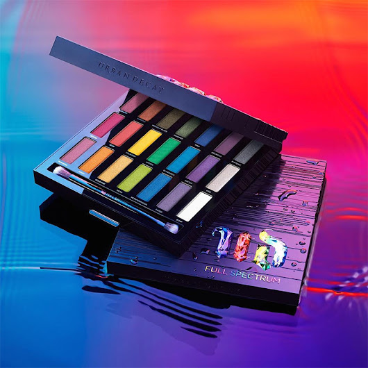 Urban Decay Full Spectrum Eyeshadow Palette for Holiday 2016