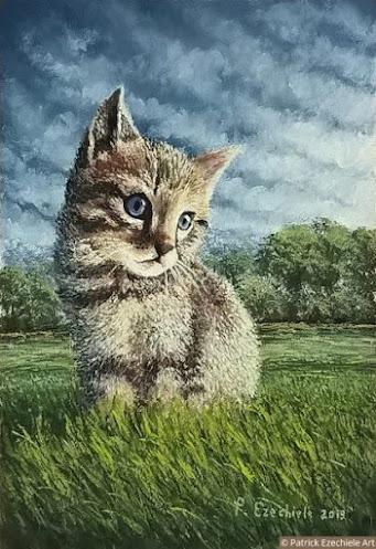 Il gatto Merlino