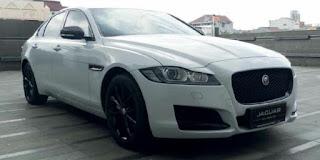 Jaguar XF 2.0 Black Jack, menjadi representasi Britania di Indonesia
