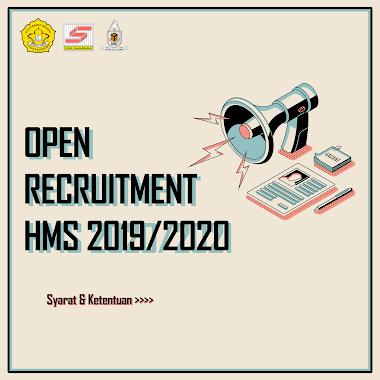 OPEN RECRUITMEN HIMPUNAN MAHASISWA SIPIL POLITEKNIK NEGERI LHOKSEUMAWE PERIODE 2019-2020