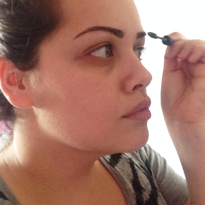 lavera eyebrow styling gel