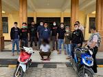 Mengaku Bisa Lepaskan Tahanan Pria ini diciduk Tim Singgallung Polres Torut