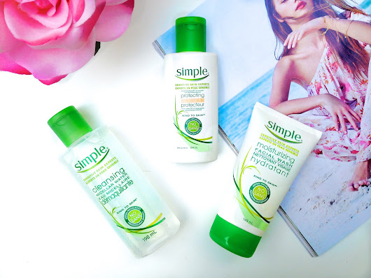 My Thoughts On | Simple Skincare