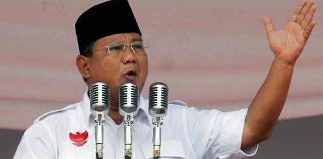 Emak-Emak Ini Siap Antar Prabowo Jadi Presiden