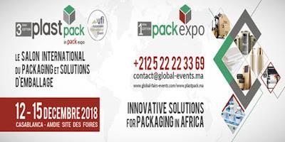 l'Emballage plastique et le Green Packaging Au cœur de PLASTPACK & PACKEXPO 2018