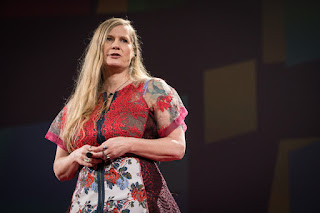 Watch the video: The beauty of being a misfit by Lidia Yuknavitch | Ted Talks