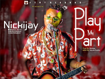 DOWNLOAD MP3: Nicki Jay - Play My Part