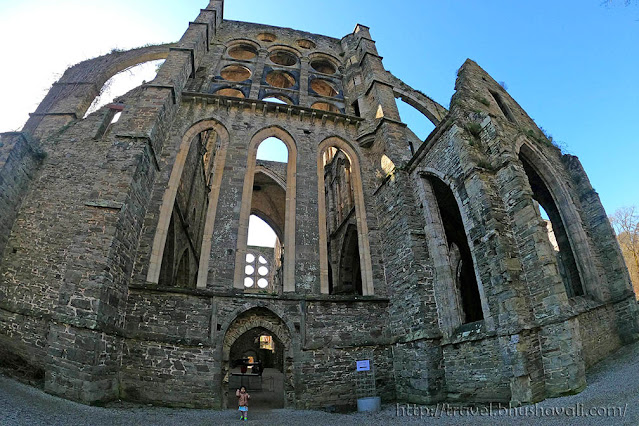 Abbaye de Villers Abbey Things to do in Wallonia
