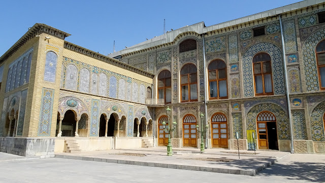 Praised as a definite must-see place in IRAN