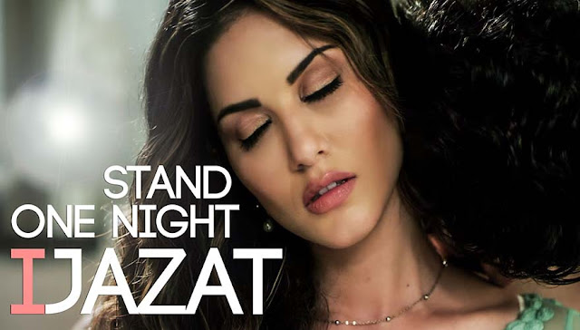 IJAZAT Lyrics, Hindi song sung by Arijit Singh from the movie ONE NIGHT STAND Feat. SUNNY LEONE